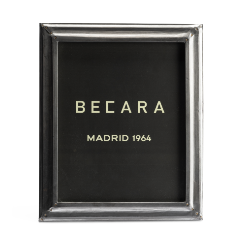Silver big photoframe