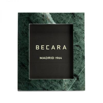 Marco de fotos mármol verde - BECARA