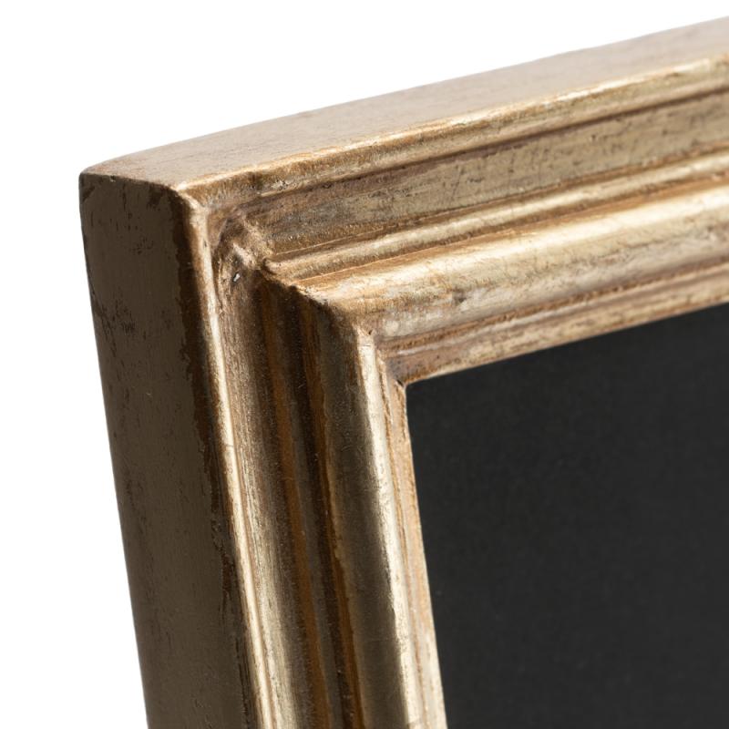 Golden medium photoframe
