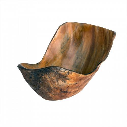 29cm horn bowl
