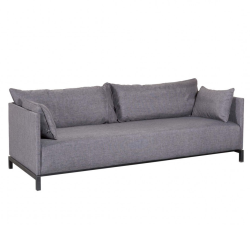 West gray sofa