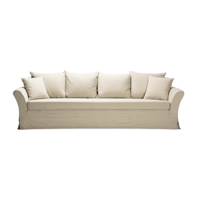 Big beige  Emma sofa