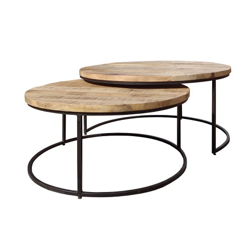 Connor set of 2 coffee table