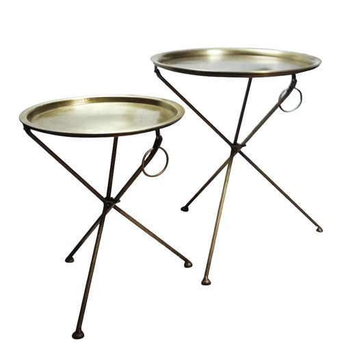 Set of 2 Wyatt side tables
