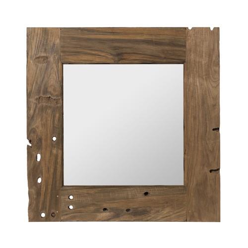 Marlon square mirror