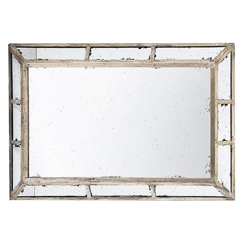Espejo Garret rectangular pequeño - BECARA