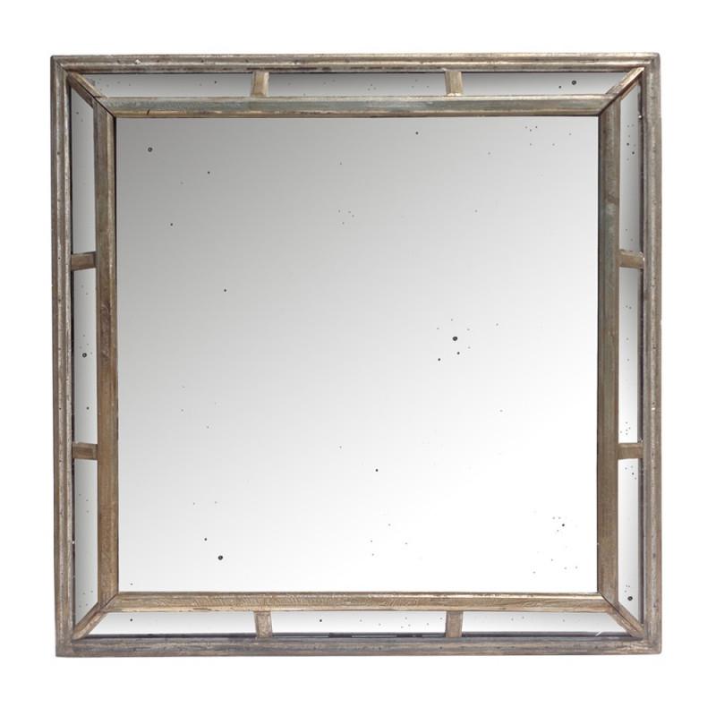 Espejo Garret cuadrado grande - BECARA