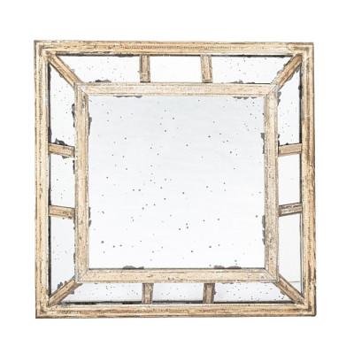 Espejo Garret cuadrado pequeño - BECARA
