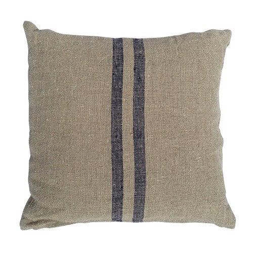 Benibeca square blue cushion