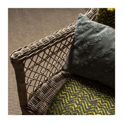 Cojín azulejo verde pequeño - BECARA