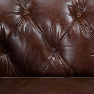 Jasper padded armchair