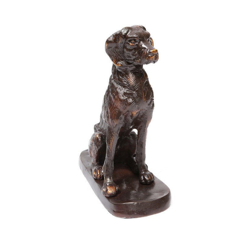 Perro de bronce - BECARA