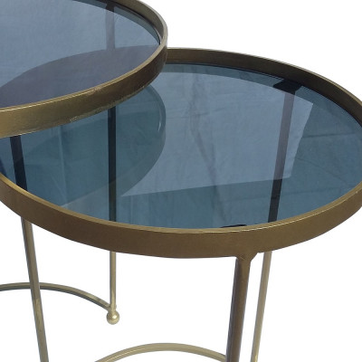 Set of 2 Oswin side table
