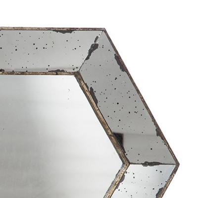 Jacob hexagonal mirror