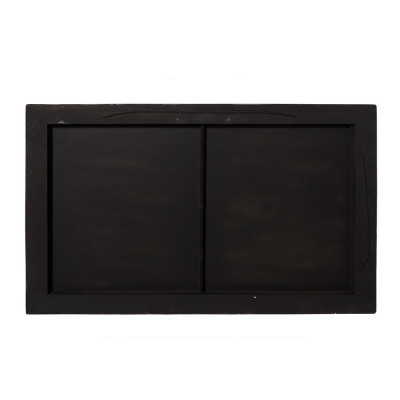 Espejo Garret rectangular grande - BECARA
