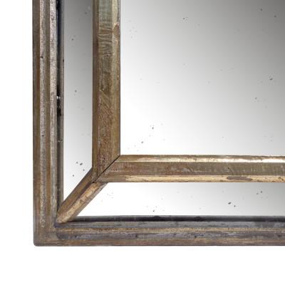 Garret big square mirror