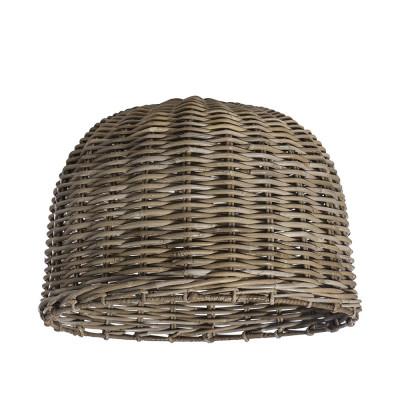 Pantalla de ratán campana - BECARA