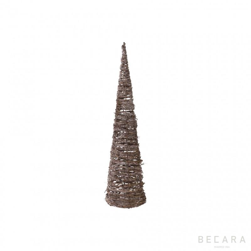 Árbol en espiral mediano - BECARA