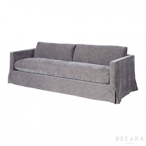 Paul gray sofa