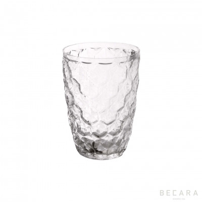 Transparent small Ice glass