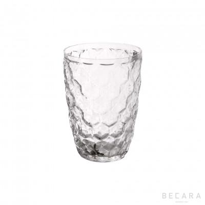 Vaso Ice transparente bajo - BECARA