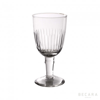 Lines wine cup