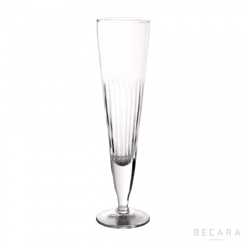 Copa de champagne Lines - BECARA