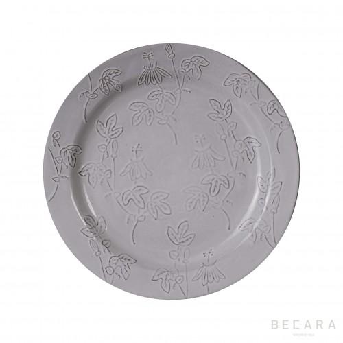 Versalles shallow plate
