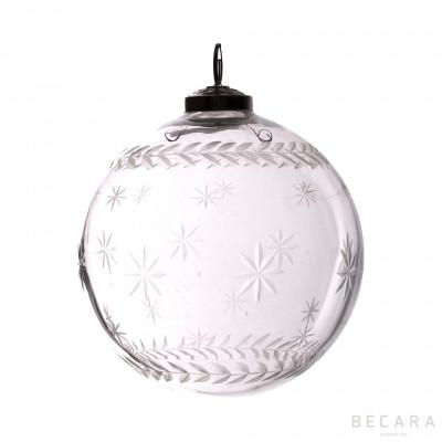 Large star Christmas ornament