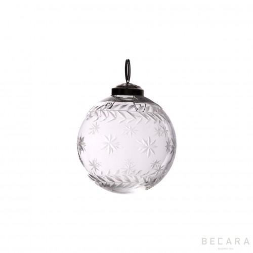 Small star Christmas ornament
