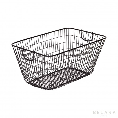 Medium iron basket