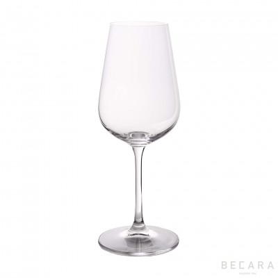 Bohemian wine glass
