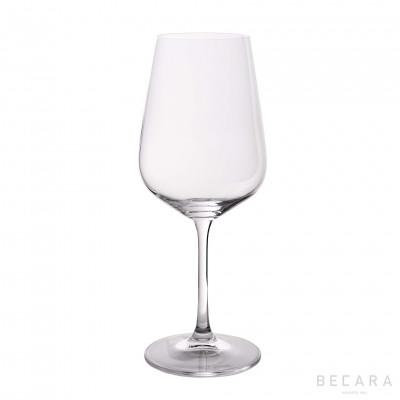 Bohemian water glass