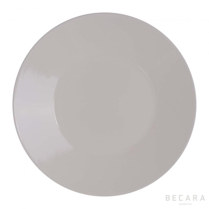Nash large shallow plate