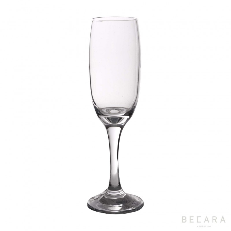 Imperial champagne glass