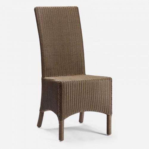 Beige Lloyd Loom chair