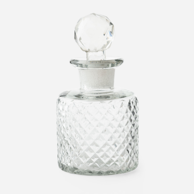 Rhombus bottle