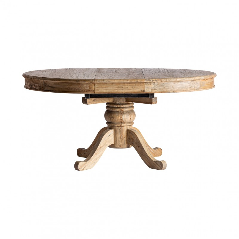 Belice round dining table