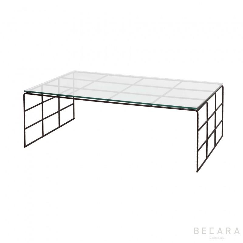 Mesa de centro Ferralla - BECARA