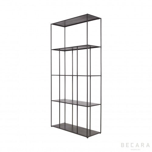 Luisiana shelves