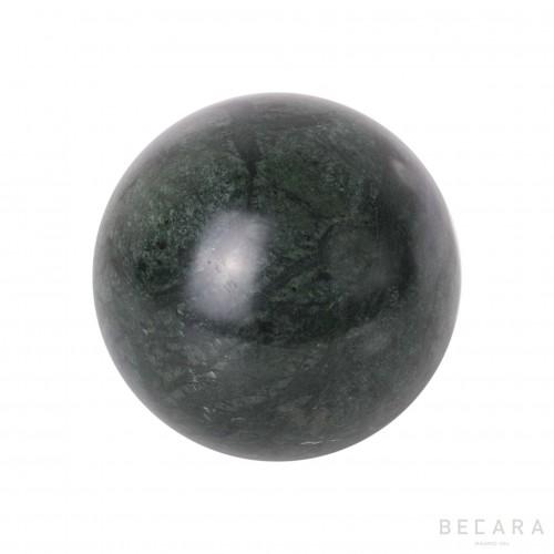Big green sphere