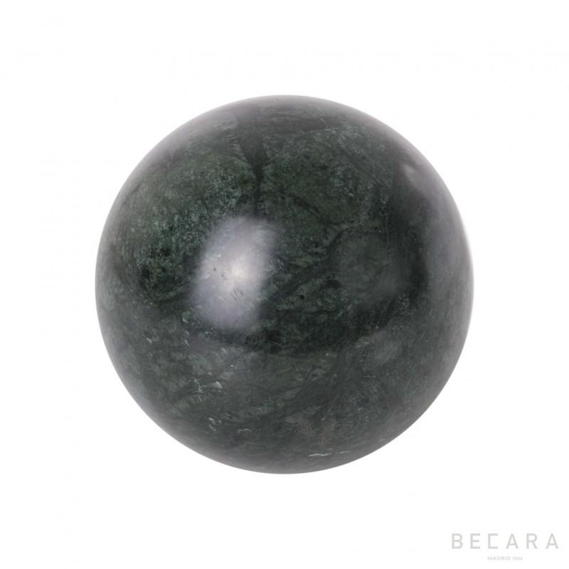 Esfera verde grande - BECARA