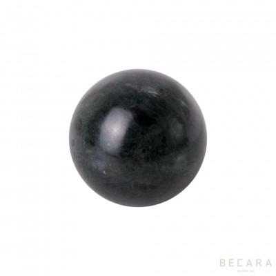 Medium green sphere