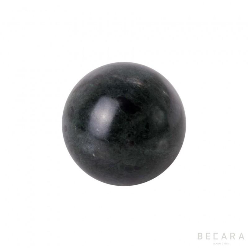 Esfera verde mediana - BECARA