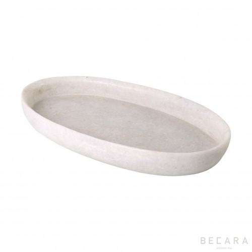 Big oval tray
