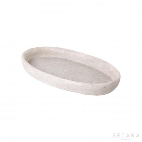Bandeja ovalada mediana - BECARA