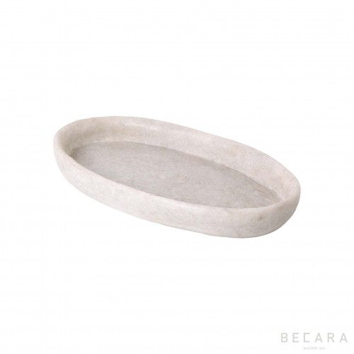 Medium oval tray