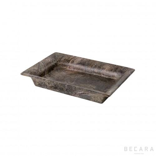Medium bidasar tray
