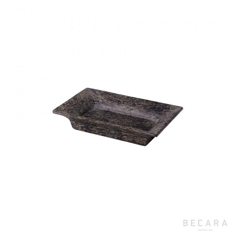 Small bidasar tray