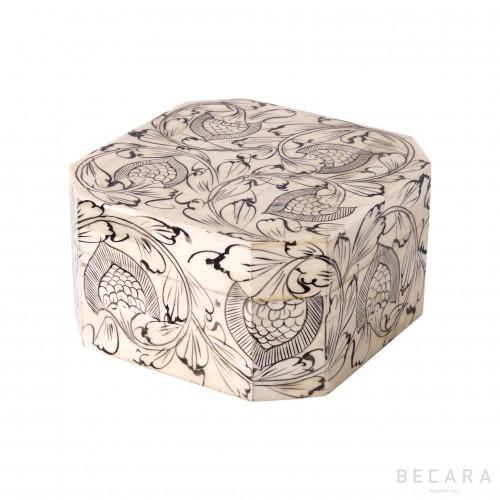 Caja octogonal - BECARA